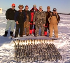 Hookedupsportfishing.com - Ice Fishing