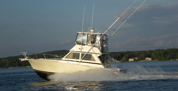Hook up sportfishing