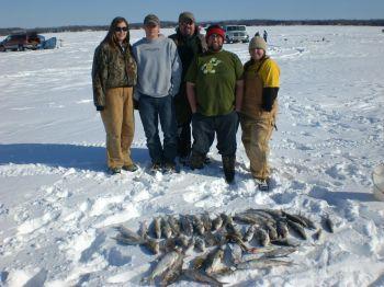 Nice Catch of Whitefish!
